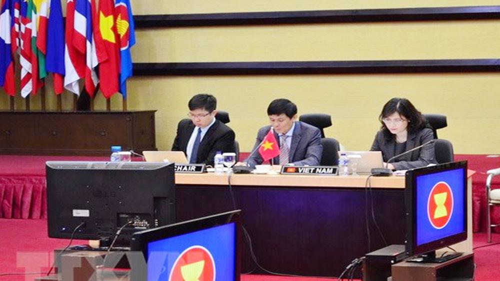 Việt Nam đồng chủ trì họp Ủy ban Hợp tác chung ASEAN-Ấn Độ lần thứ 18